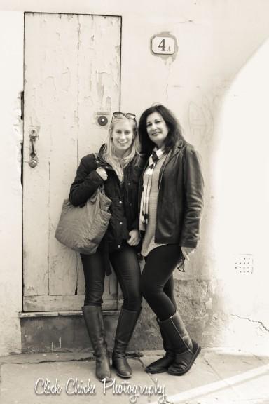 Me and my girl, Chloe Rose.